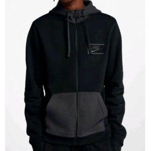Nike Sportswear Just Do It Full Zip Hoodie Sweater